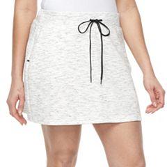 Plus Size Tek Gear® Fleece Workout Skirt