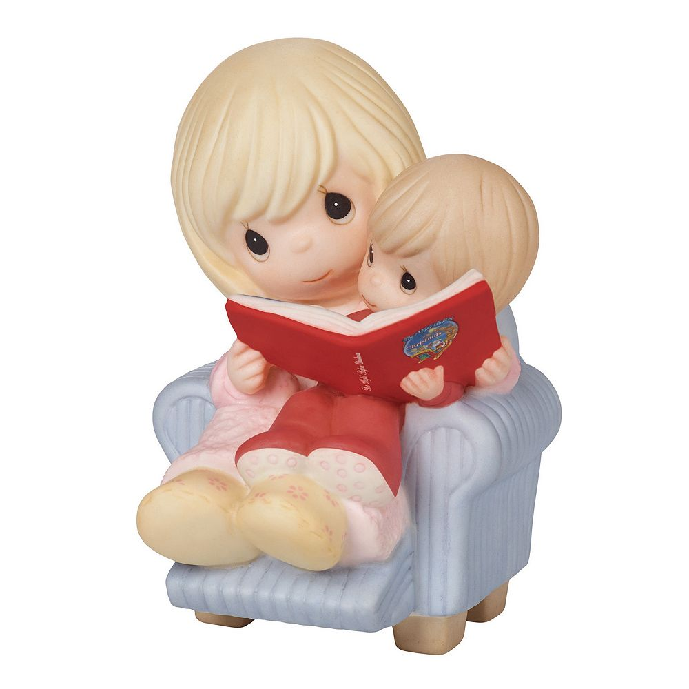 Precious Moments Cherish Our Christmas Together Figurine