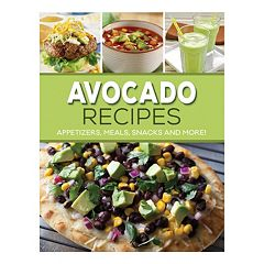 Publications International, Ltd.  Avocado Recipes Cookbook