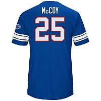 Men's Majestic Buffalo Bills LeSean McCoy Hashmark Tee