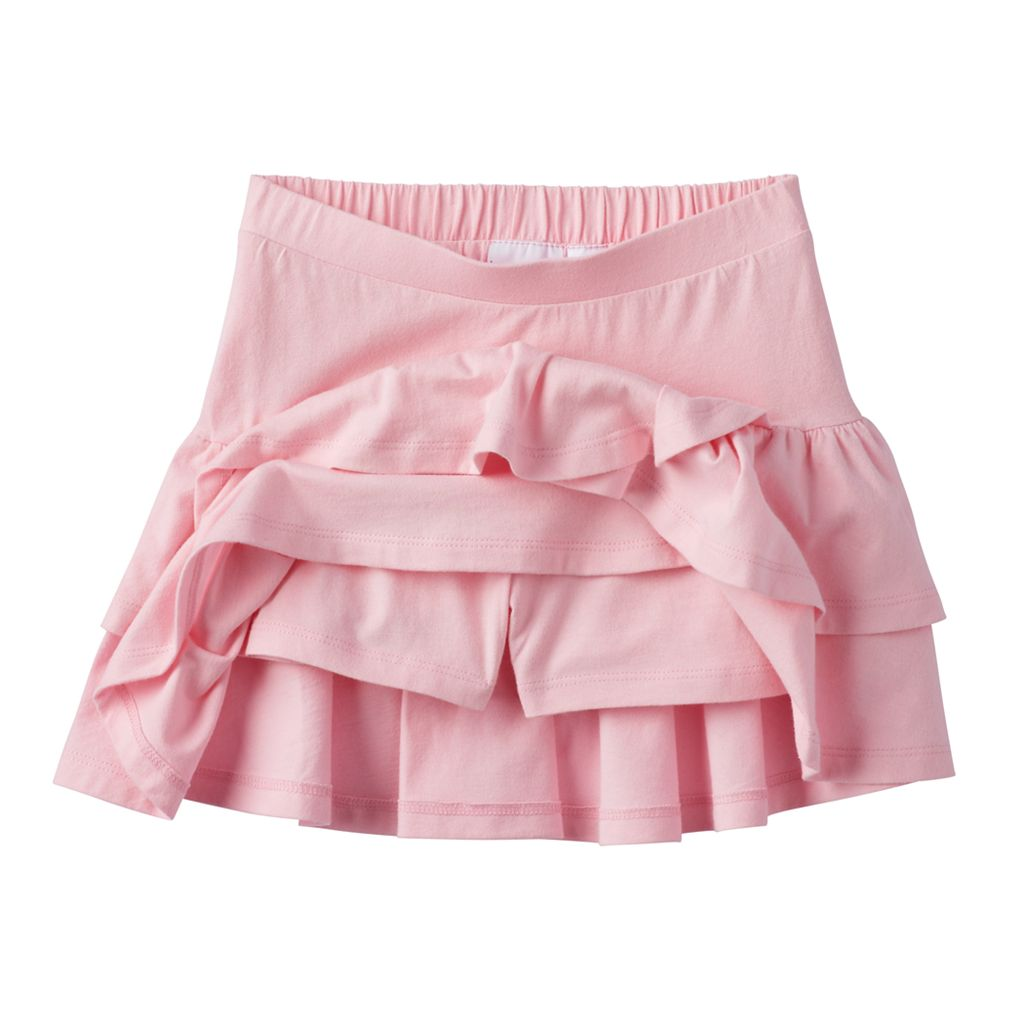 Toddler Girl Jumping Beans® Tiered Ruffled Skort