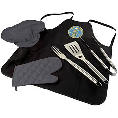 Picnic Time Denver Nuggets BBQ Apron & Tote
