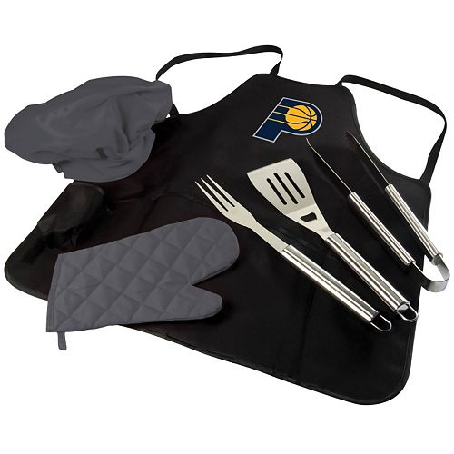 Picnic Time Indiana Pacers BBQ Apron & Tote