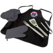 Picnic Time Washington Wizards BBQ Apron & Tote