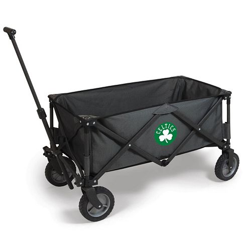 Picnic Time Boston Celtics Adventure Folding Utility Wagon