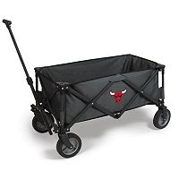 Picnic Time Chicago Bulls Adventure Folding Utility Wagon
