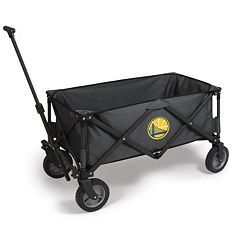 Picnic Time Golden State Warriors Adventure Folding Utility Wagon