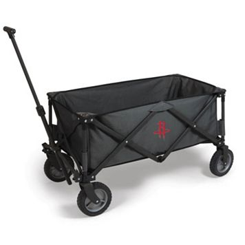 Picnic Time Houston Rockets Adventure Folding Utility Wagon