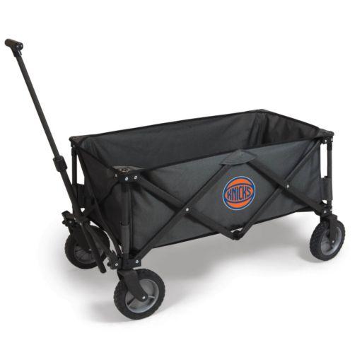 Picnic Time New York Knicks Adventure Folding Utility Wagon