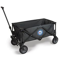 Picnic Time Philadelphia 76ers Adventure Folding Utility Wagon