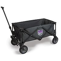Picnic Time Sacramento Kings Adventure Folding Utility Wagon