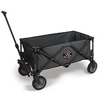 Picnic Time Toronto Raptors Adventure Folding Utility Wagon