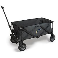 Picnic Time Utah Jazz Adventure Folding Utility Wagon