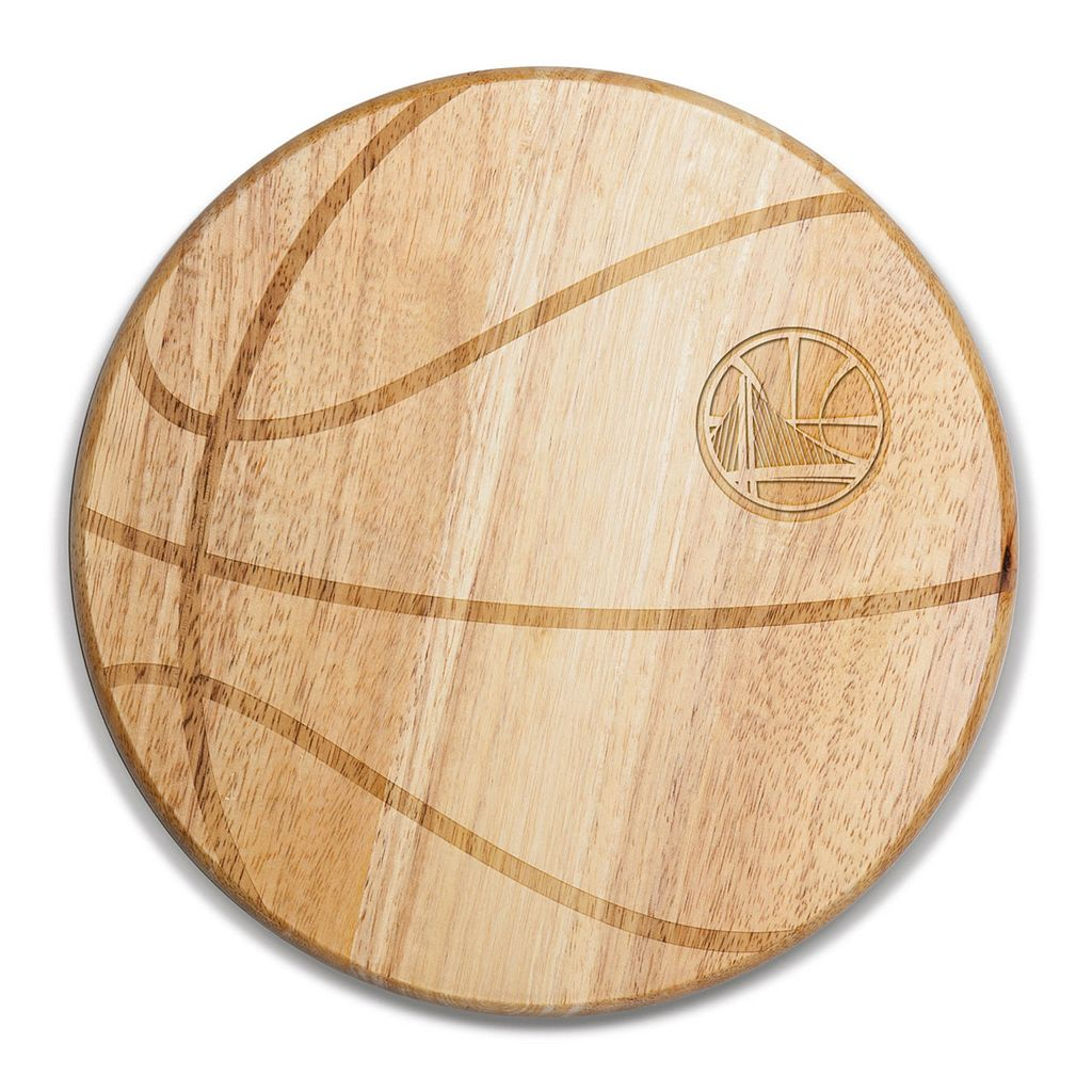 Picnic Time Golden State Warriors Free Throw Cutting Board