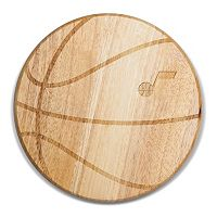 Picnic Time Utah Jazz Free Throw Cutting Board