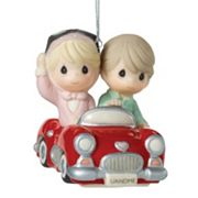 Precious Moments The Honeymoon Never Ends Christmas Ornament