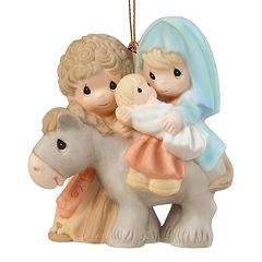 Precious Moments Peace On Earth Christmas Ornament