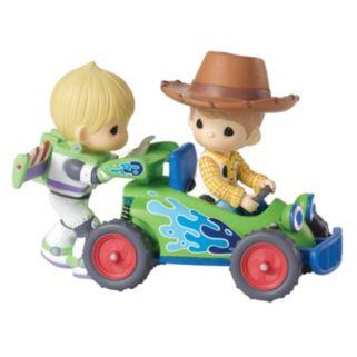Disney / Pixar Toy Story Woody & Buzz Musical Figurine by Precious Moments