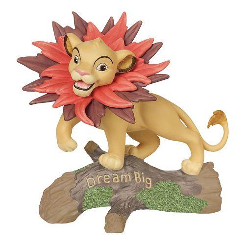 "Disney's The Lion King Simba ""Dream Big"" Figurine by Precious Moments"