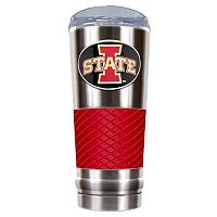 Iowa State Cyclones 24-Ounce Draft Stainless Steel Tumbler