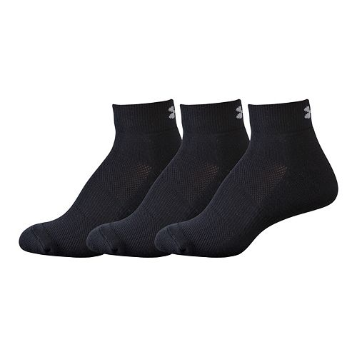 Women's Under Armour 3-pk. HeatGear Low-Cut Socks