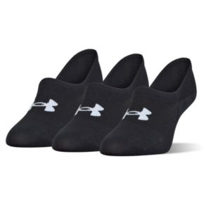 Women's Under Armour 3-pk. Essential Ultra Low-Cut Liner Socks