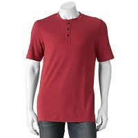 Big & Tall Croft & Barrow® True Comfort Henley