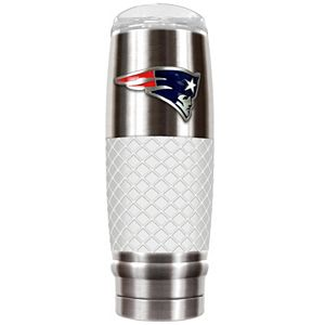 New EnglandPatriots 30-Ounce Reserve Stainless Steel Tumbler