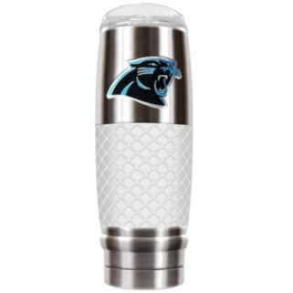 Carolina Panthers 30-Ounce Reserve Stainless Steel Tumbler