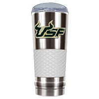 South Florida Bulls 24-Ounce Draft Stainless Steel Tumbler