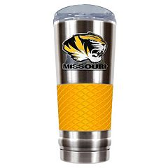 Missouri Tigers 24-Ounce Draft Stainless Steel Tumbler