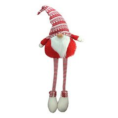 Hanging Leg Gnome Christmas Table Decor