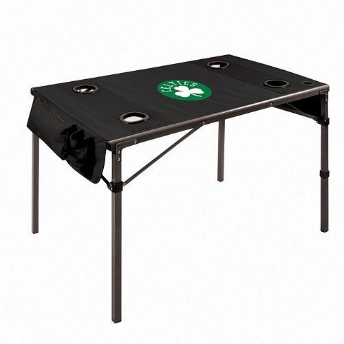 Picnic Time Boston Celtics Folding Travel Table