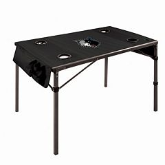 Picnic Time Minnesota Timberwolves Folding Travel Table