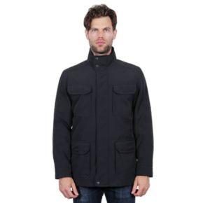 Men's Tahari Elements Microtech Bonded Military Jacket