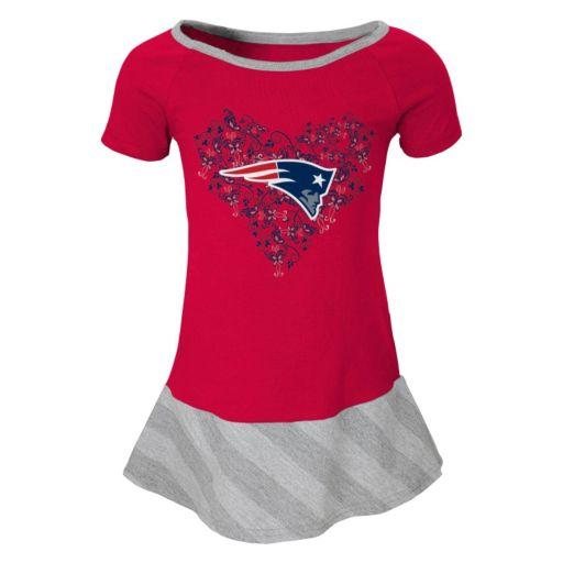 Toddler New EnglandPatriots Fancie Dress