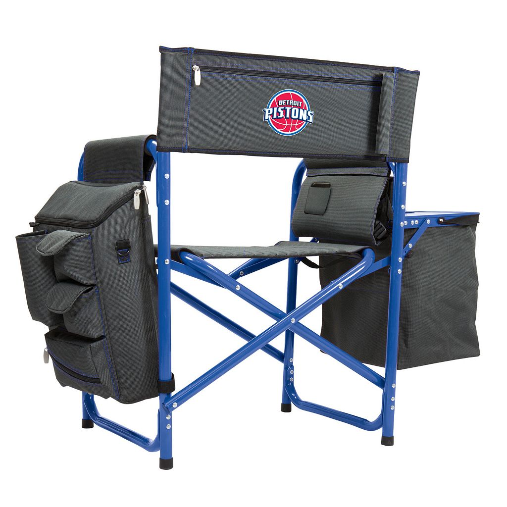 Picnic Time Detroit Pistons Fusion Chair