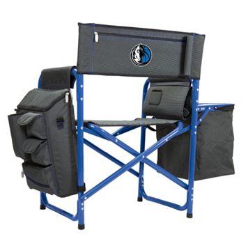 Picnic Time Dallas Mavericks Fusion Chair