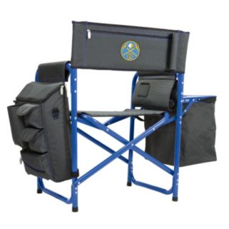 Picnic Time Denver Nuggets Fusion Chair
