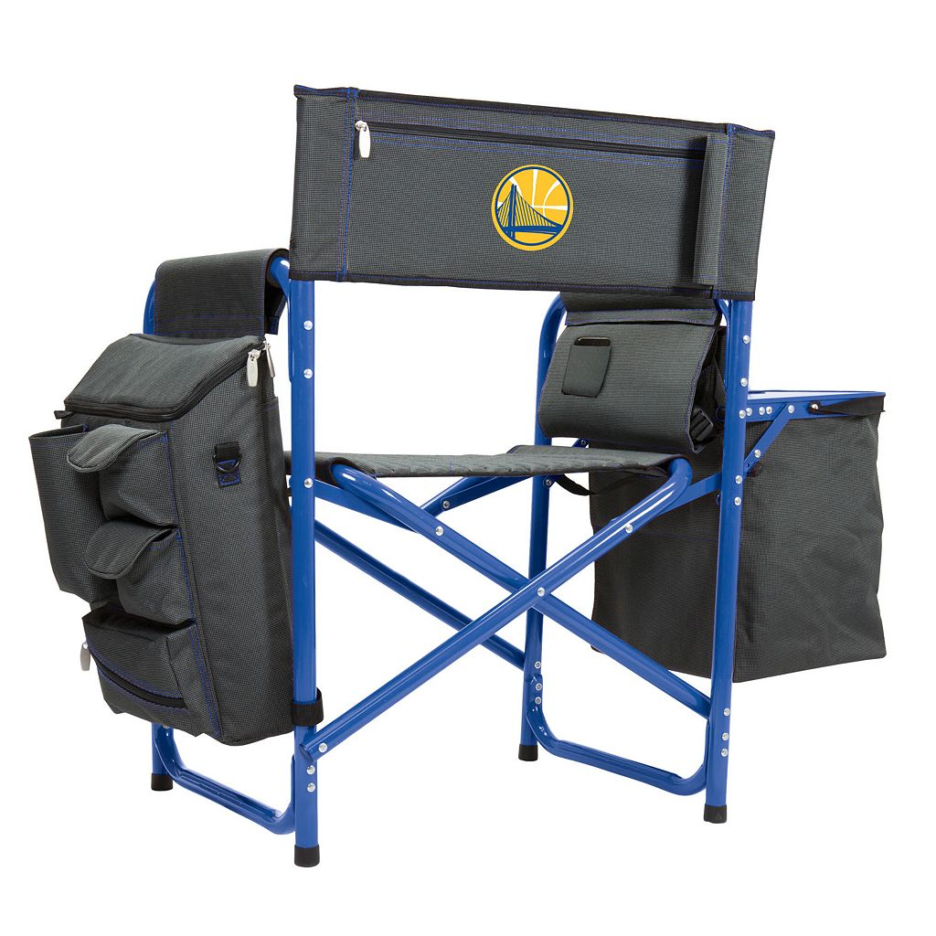 Picnic Time Golden State Warriors Fusion Chair