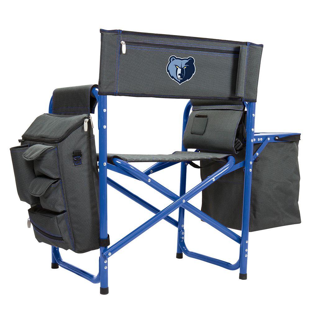 Picnic Time Memphis Grizzlies Fusion Chair