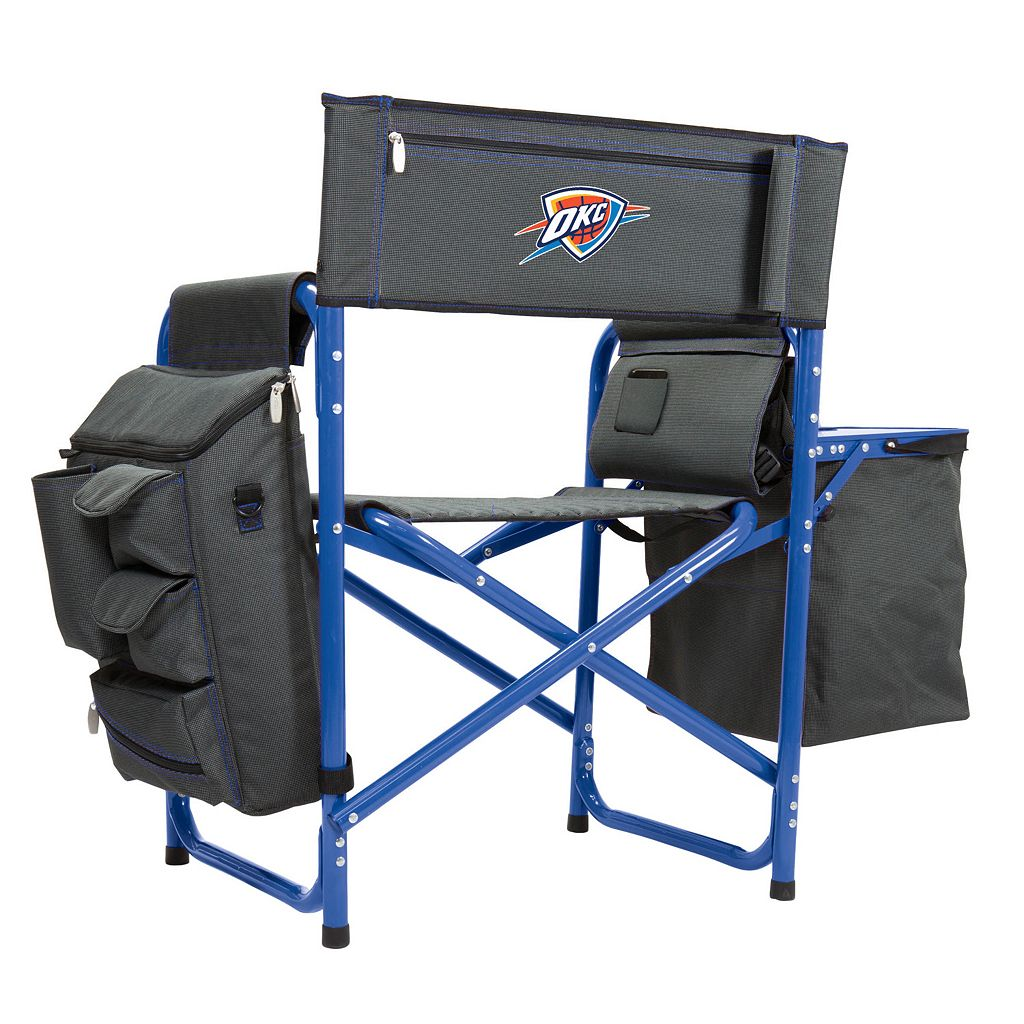Picnic Time Oklahoma City Thunder Fusion Chair