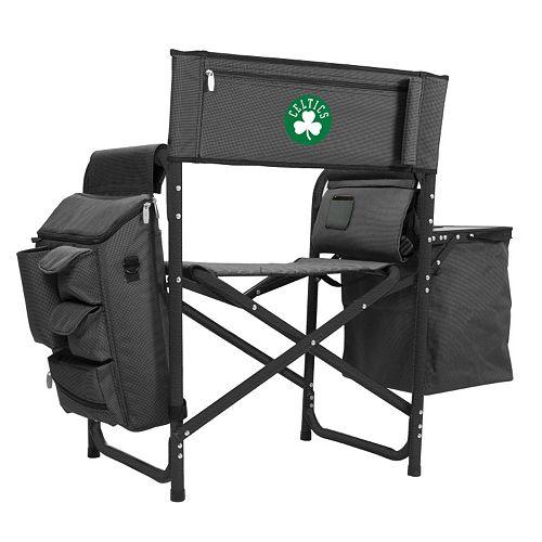 Picnic Time Boston Celtics Fusion Chair