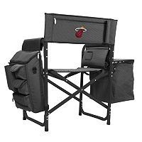 Picnic Time Miami Heat Fusion Chair