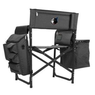 Picnic Time Minnesota Timberwolves Fusion Chair