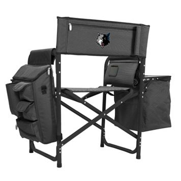 Picnic Time Minnesota Timberwolves Fusion Chair