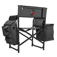 Picnic Time Portland Trail Blazers Fusion Chair