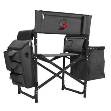Picnic Time Portland Trail Blazers Fusion Chair