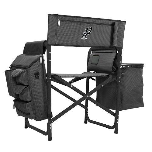 Picnic Time San Antonio Spurs Fusion Chair