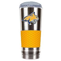 Montana State Bobcats 24-Ounce Draft Stainless Steel Tumbler